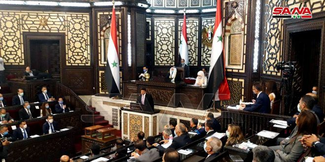 Hammoudeh Sabbagh elected as People's Assembly Speaker by acclamation