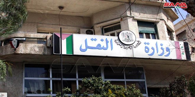 Ministry of Transport announces dates of regular operation flights of Syrian airlines from Damascus International Airport