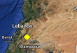 4.3 scale earthquake hit northeast of Damascus