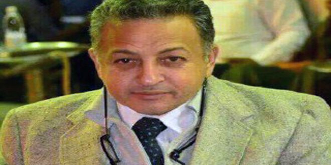 Egyptian party demands serious step to lift coercive measures imposed on Syria