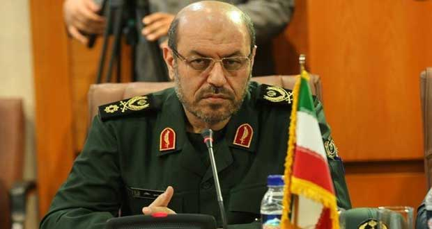 ministro de defensa irani