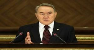 Presidente de Kazajistan