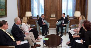 presidente al-Assad- Consejo de Paz de EEUU