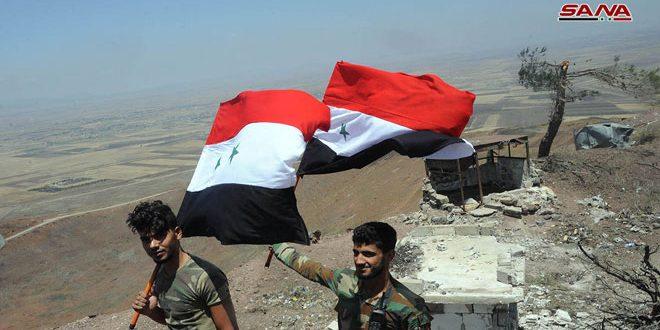 El Ejército toma el control de 21 localidades en la región sureña