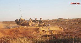 Ejército libera nuevo poblado en el campo noroeste de Deraa