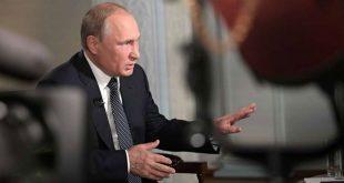 Putin: los terroristas son los responsables de las bajas civiles en Siria