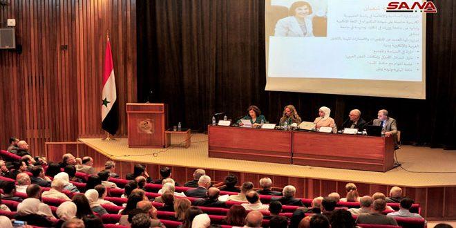 Shaaban: La guerra contra Siria refutó las alegaciones de la prensa occidental