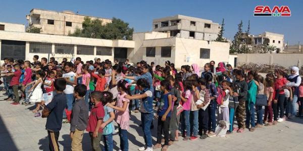 Palmira se recupera del terrorismo. (Video)