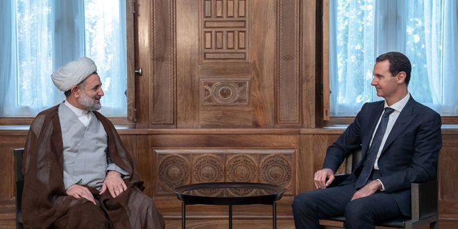 Al-Assad: el apego a los principios es el factor de fuerza más importante en el eje de lucha contra el terrorismo