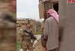 Video de pobladores sirios que desafiaron al ocupante estadounidense y bajaron sus banderas