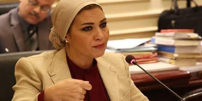 Parlamentaria egipcia condena cualquier violación de la soberanía siria