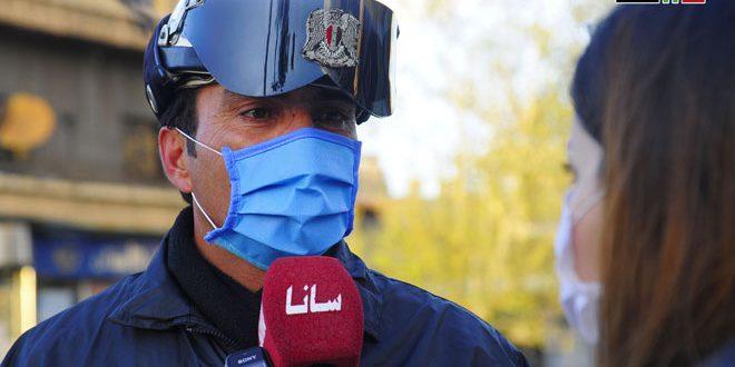 Fuerzas policiales duplican esfuerzos para vigilar la aplicación de medidas por Covid-19