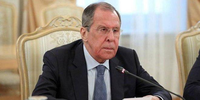 Lavrov destaca necesidad de resolver las crisis de Siria y Libia políticamente a través de un diálogo