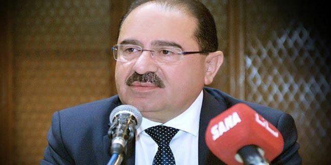 Ministro de Transporte: puertos sirios no contienen sustancias explosivas