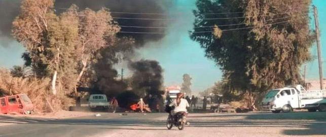 Milicia proestadounidense (FDS) secuestra nueve civiles en Deir Ezzor