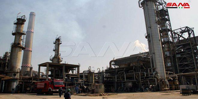 Refinería de Banias reanuda producción de gasolina