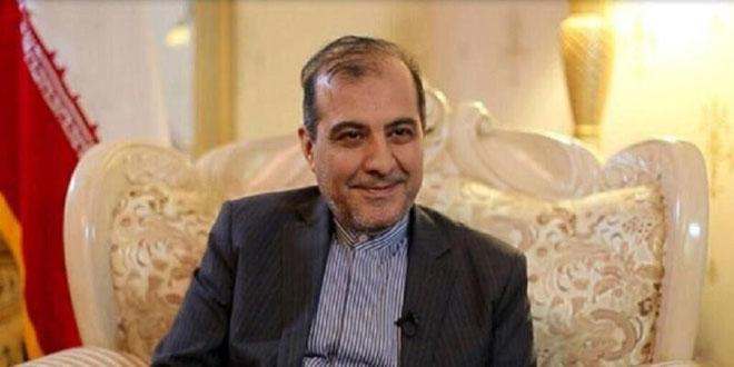 Irán: Tropas ocupantes de EEUU deben salir de Siria