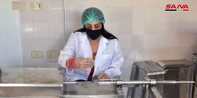 Inauguran planta de deshidratación de frutas en Sweida