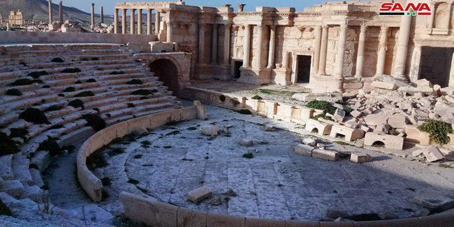 Rusia y Siria presentarán una propuesta a la UNESCO para la restauración de los monumentos de Palmira