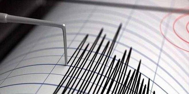 Reportan un sismo de 5.0 grados al sureste de Turquía y se sintió en provincia siria de Hasakeh