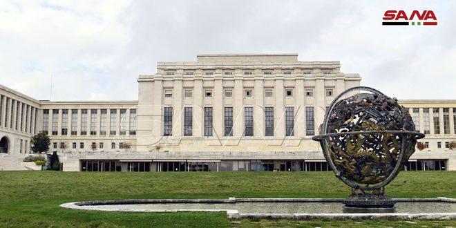 Comienza quinta ronda de reuniones del Comité de Debate de la Constitución en Ginebra