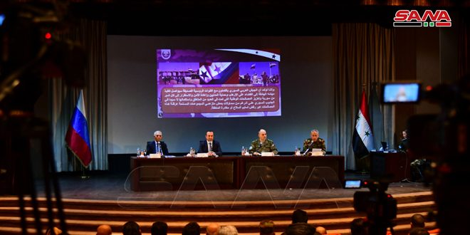 Los países que apoyan el terrorismo se empeñan para prolongar la guerra contra Siria, denuncian Moscú y Damasco