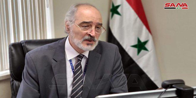 La continuación de la ocupación israelí representa amenaza para la seguridad y paz internacionales, denuncia Siria