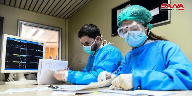 Registran 90 nuevos casos de Covid-19 en Siria