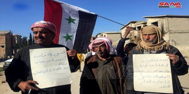 Milicia apoyada por Washington impide llegada de estudiantes al centro de Hasakeh