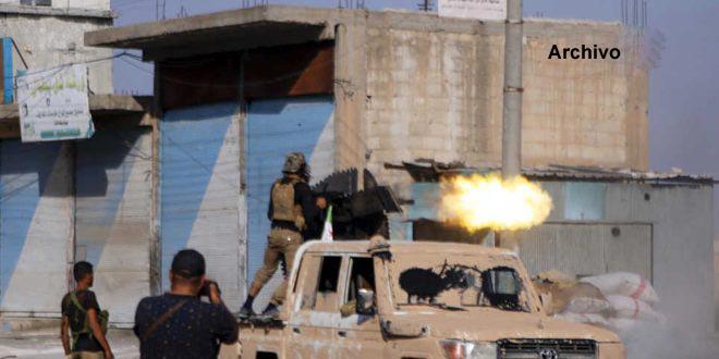 Mercenarios del régimen turco secuestran a 25 civiles en Efrín, Alepo