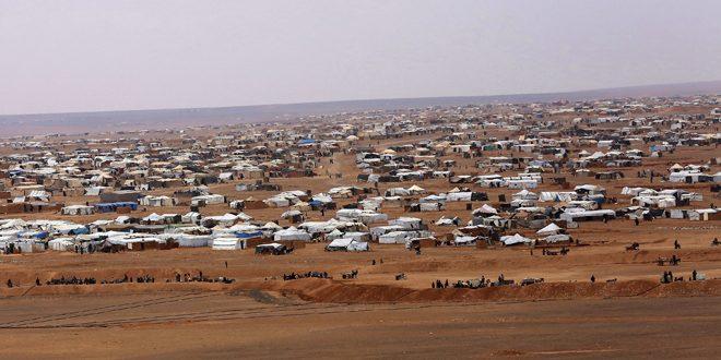 EE.UU entrega ayuda de la ONU a terroristas en el campamento Rukban