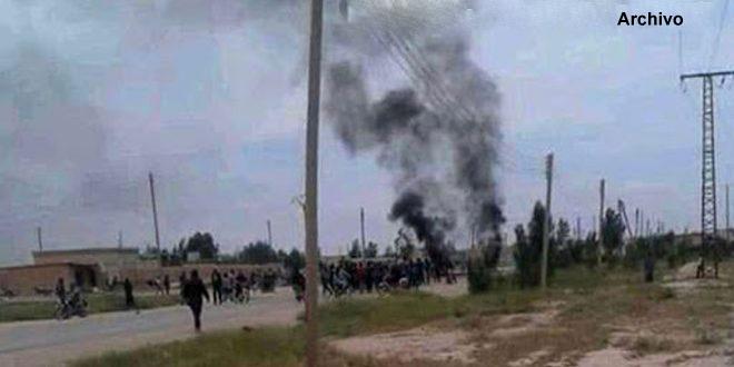 Milicia FDS secuestra a 200 jóvenes en Deir Ezzor y Hasakeh