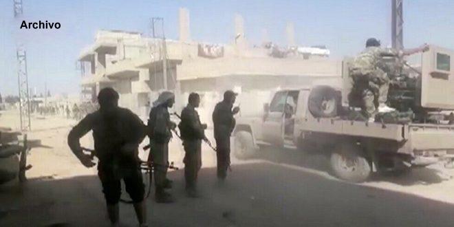 Mueren tres terroristas proturcos en luchas internas en Alepo
