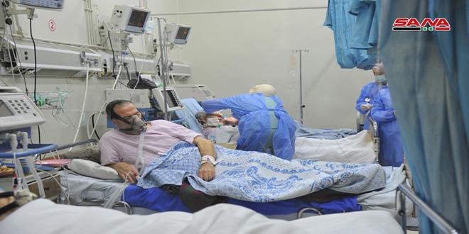 Contagios por Covid-19 en Siria registran tendencia al alza