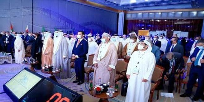 Siria participa en el 5º Foro Árabe del Agua en Dubái