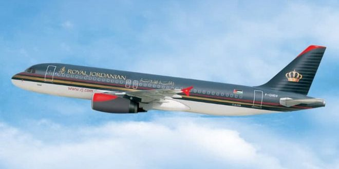 Jordania reanuda sus vuelos a Siria el próximo domingo