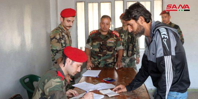 Tassil, otra ciudad de Deraa se incorpora a la reconciliación