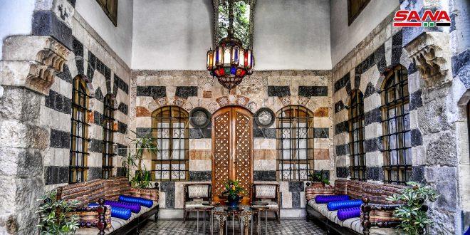 Video : Casas de Damasco, joyas arquitectónicas únicas