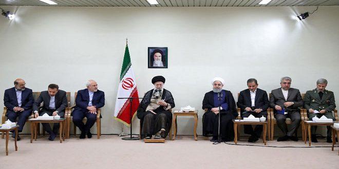 روحانی خواستار هماهنگ برای ناکام گذاشتن توطئه آمریکایی