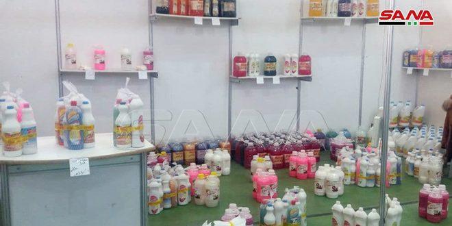 افتتاحیه جشنواره خرید در شهرک خان آرنبه القنیطره