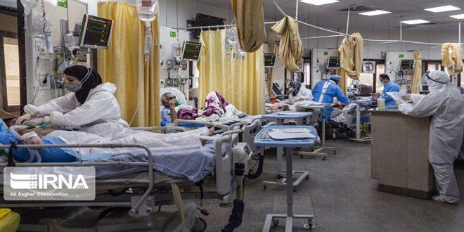 آمار کرونا در ایران    391 فوتی و شناسایی 15975 مورد جدید