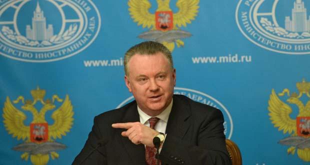 Ministre russe des affaires étrangères