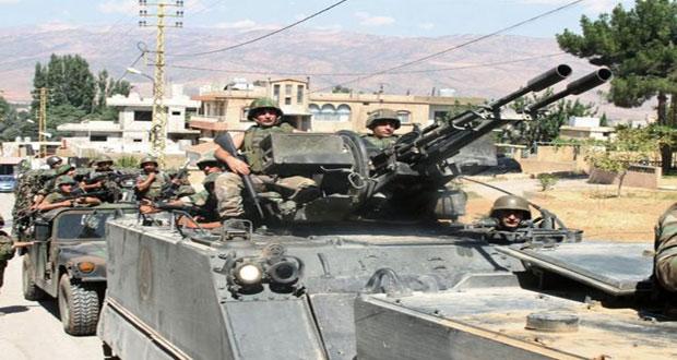 Ливанской армии удается удержать ситуацию от полномасштабной войны