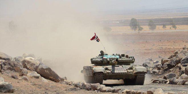 В провинции Алеппо бандформированиям нанесены сокрушительные удары