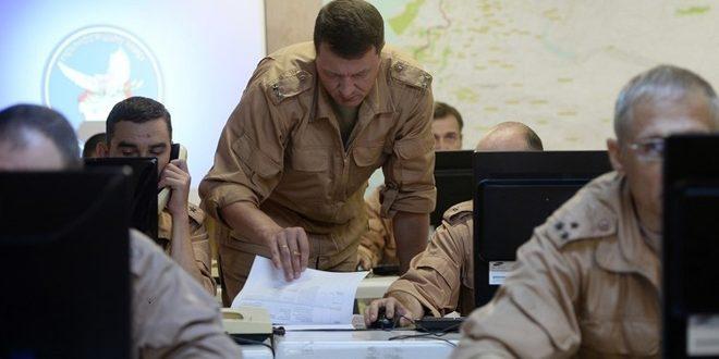 Картинки по запросу центр по координации совместных военных действий сирия