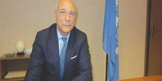 ООН рассчитывает на возобновление межсирийского диалога в Женеве в ближайшие несколько недель