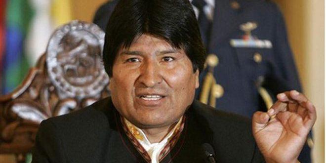 Президент Боливии осудил агрессию США в отношении Сирийской армии в Дейр-эз-Зоре