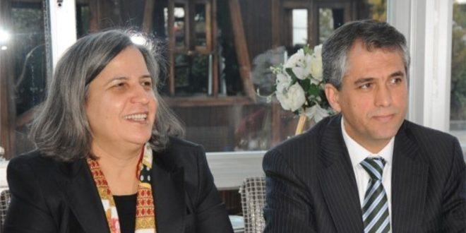 Власти Турции задержали мэра города Диярбакыр