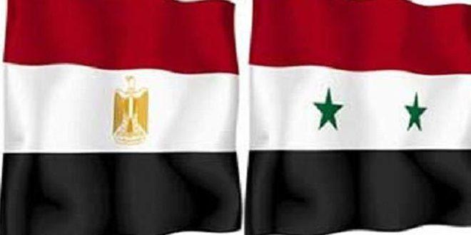 Начальник Бюро национальной безопасности Сирии генерал Али Мамлюк с официальным визитом посетил Каир