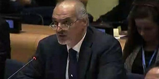 Аль-Джафари: Правительство Сирии продолжит сотрудничество с ООН для доставки гумпомощи всем пострадавшим